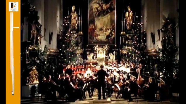 <span>FULL </span>Weihnachtsoratorium (J.S.Bach) 1982 Harnoncourt Schreier Holl