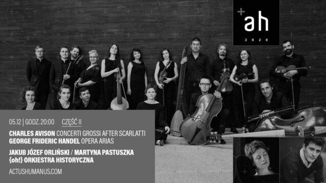 <span>FULL </span>Actus Humanus Baroque Concert Gdansk 2020 Jakub Józef Orliński