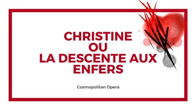 <span>FULL </span>Christine ou la Descente aux Enfers (Monnet) Fleurier 2018