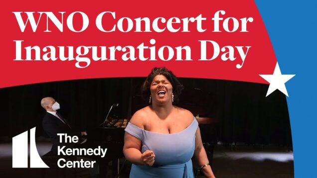 <span>FULL </span>Concert for the 59th Inauguration Day Washington 2021