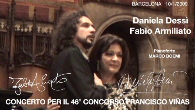 <span>FULL </span>Concerto Concorso VIÑAS Barcelona 2009 Dessi Armiliato