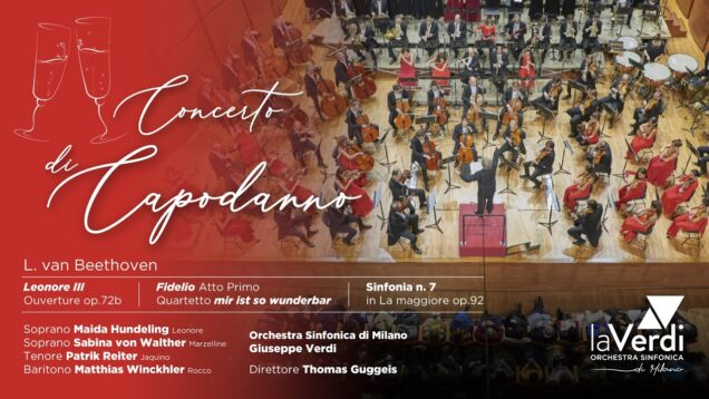 <span>FULL </span>Concerto di Capodanno Milan 2021 Beethoven Concert