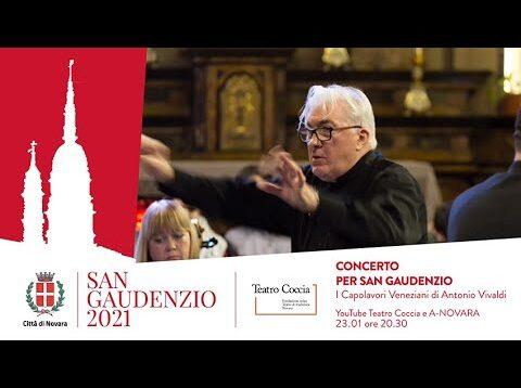 <span>FULL </span>Concerto per San Gaudenzio Novara 2021 Leslie Visco