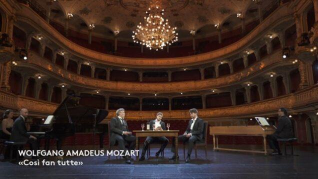 <span>FULL </span>Curtain Call mit Thomas Hampson Zurich 2021