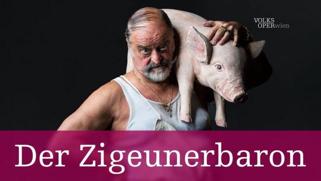 Der Zigeunerbaron Vienna 2020