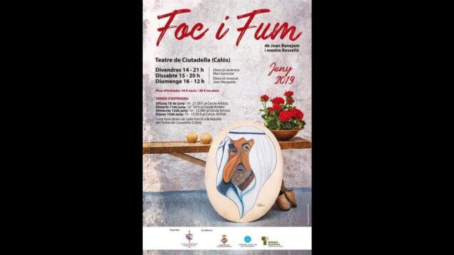 <span>FULL </span>Foc i Fum (Rosello) Menorca 2019