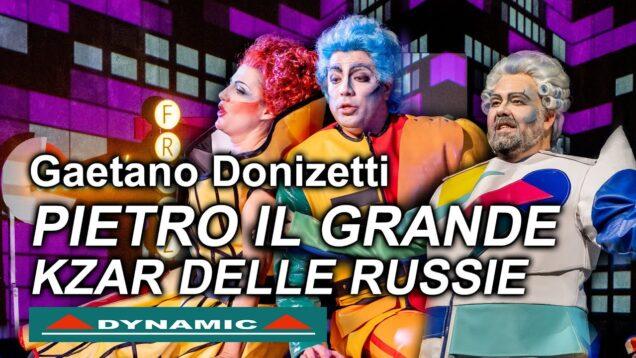 Il falegname di Livonia ossia Pietro il grande (Donizetti) Bergamo 2019