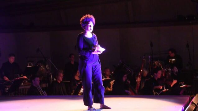<span>FULL </span>La passion de Simone (Saariaho) Ojai CA 2016