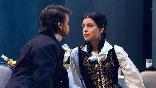 <span>FULL </span>La Traviata Riga 2005 Grigorian Popov