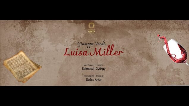 <span>FULL </span>Luisa Miller Cluj-Napoca 2013