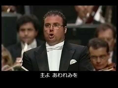<span>FULL </span>Messa da Requiem Tokyo 1995 Muti Crider D'Intino La Scola Sabatini [