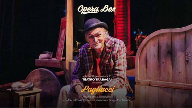 <span>FULL </span>Opera Box: Pagliacci, Zauberflöte, Barbiere Livorno 2021