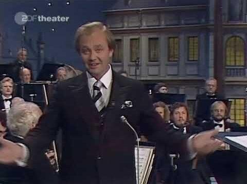 René Kollo: Ich lade gern mir Gäste ein TV-Show Cologne 1984