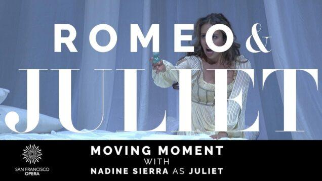 <span>FULL </span>Romeo et Juliette San Francisco CA 2019 Sierra Pati Meachem Lauricella