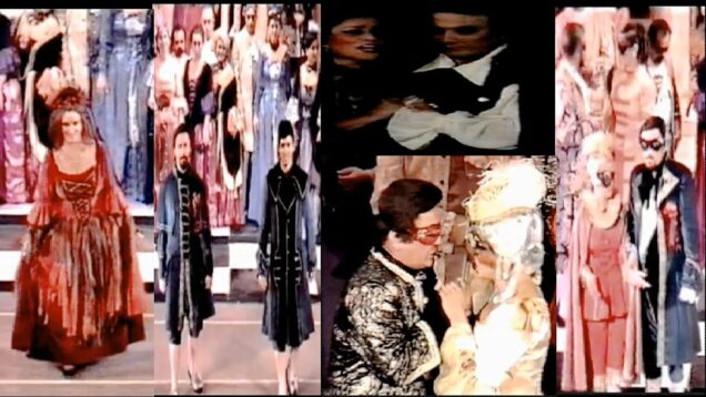 <span>FULL </span>Un ballo in maschera Izmir 1994