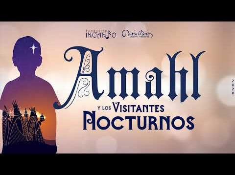 <span>FULL </span>Amahl and the Night Visitors Managua 2020