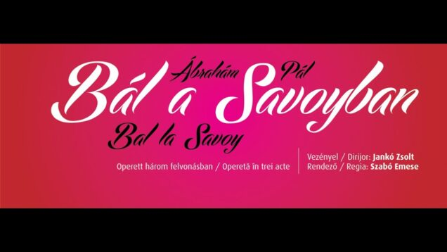 <span>FULL </span>Ball im Savoy Cluj-Napoca 2008Kolozsvári Magyar Opera 1.25K subscribers