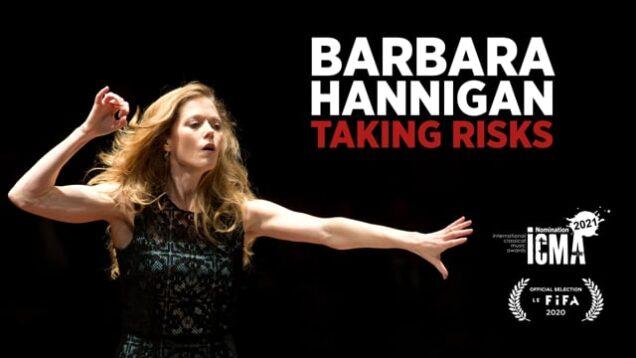 Barbara Hannigan: Taking Risks Documentary 2021