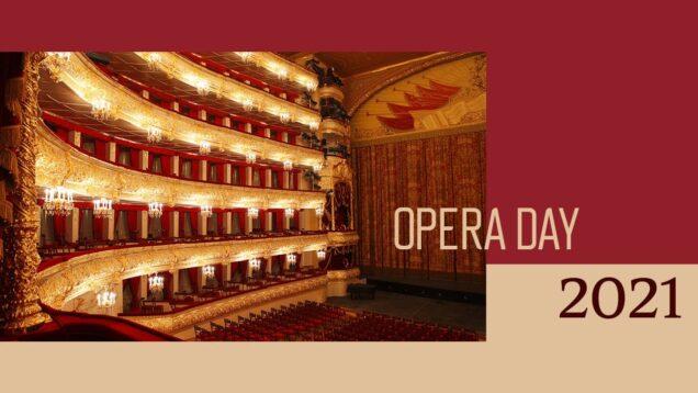 <span>FULL </span>Bolshoi Opera Day 2021 Moscow