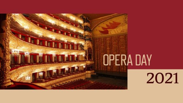 <span>FULL </span>Bolshoi Opera Day 2021 Moscow