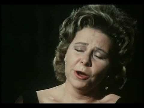 <span>FULL </span>Brahms Lieder Recital Tel Aviv 1973 Christa Ludwig Leonard Bernstein