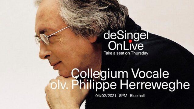 <span>FULL </span>Cantatas (J.S.Bach) Collegium Vocale Gent 2021