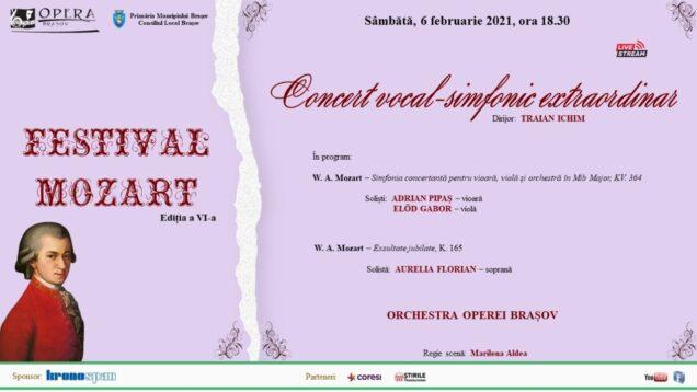 <span>FULL </span>Exultate Jubilate -Mozart Festival Concert Brasov 2021