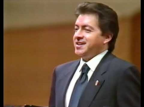 <span>FULL </span>Francisco Araiza in Tokyo 1990