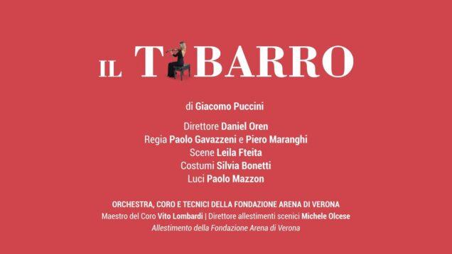 <span>FULL </span>Il tabarro Verona 2021 Fabbian Siri Simoncini