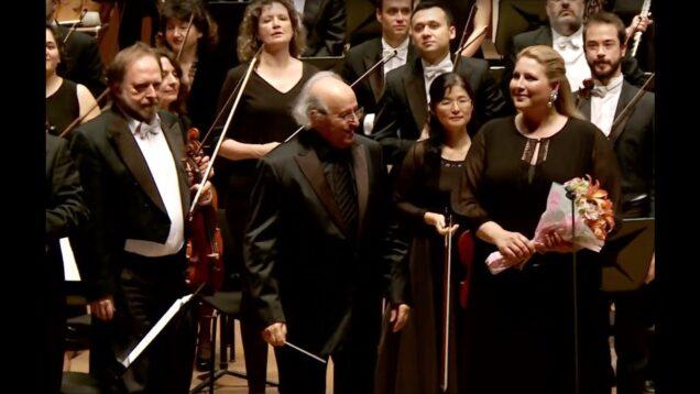 <span>FULL </span>Kindertotenlieder (Mahler) A Coruna 2019 Okka von der Damerau