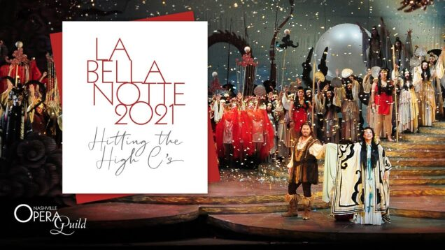 <span>FULL </span>La bella notte Nashville 2021