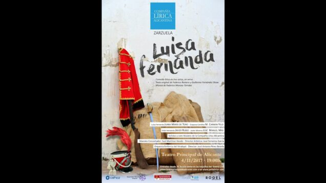 <span>FULL </span>Luisa Fernanda (Torroba) Alicante 2017