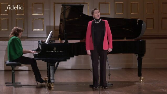 Mozartiade: Lieder Salzburg 2021