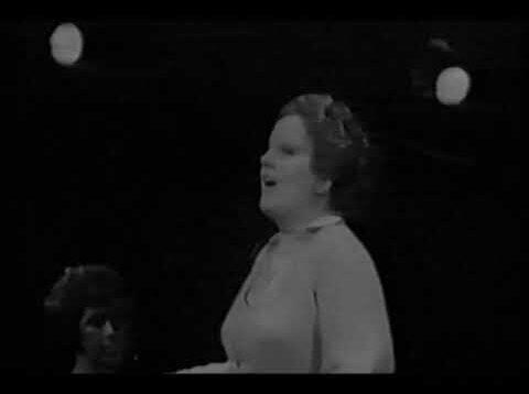 Omaggio a Puccini Viareggio 1976