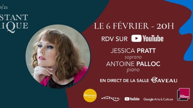 Recital Jessica Pratt Paris 2021