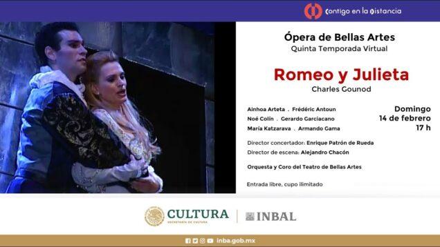 <span>FULL </span>Romeo et Juliette Mexico City 2005 Arteta Antoun