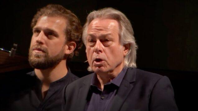 <span>FULL </span>Song Recital Christoph & Julien Prégardien Brussels 2021