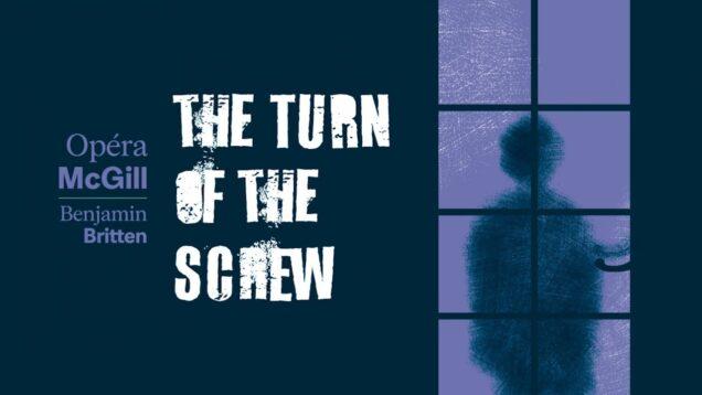 The Turn of the Screw Montreal 2021 McGill Opera