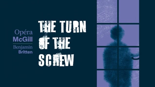 The Turn of the Screw Montreal 2021 McGill Opera