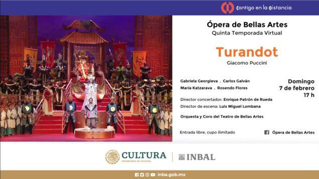 <span>FULL </span>Turandot Mexico City 2017 Georgieva Galván Katzarava