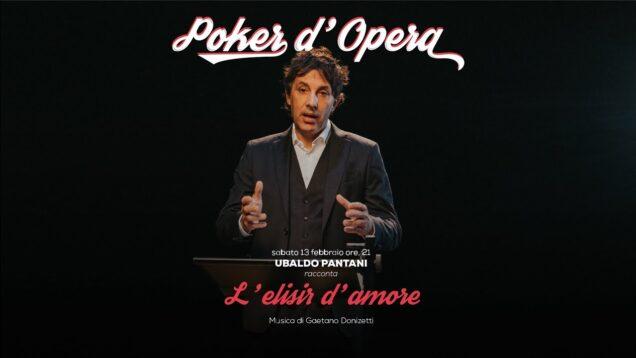 <span>FULL </span>Ubaldo Pantani racconta L'elisir d'amore – Poker d'Opera Livorno 2021