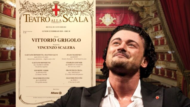 <span>FULL </span>Vittorio Grigolo alla Scala Milan 2011