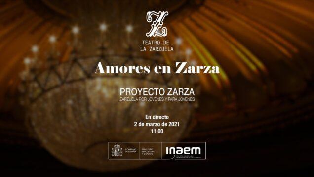<span>FULL </span>Amores en Zarza (Pastiche) Madrid 2021