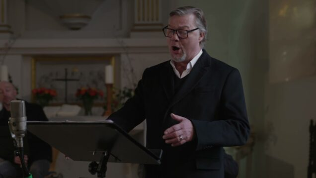 Biblical Songs (Dvorak) Dresden 2021 René Pape