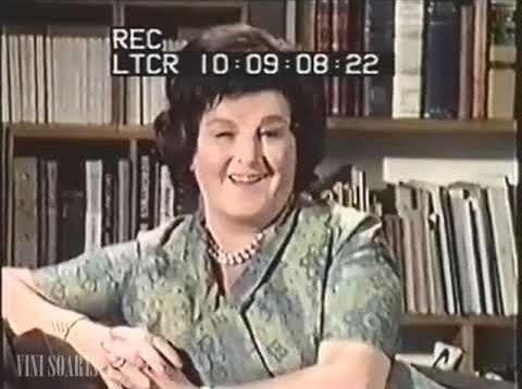 <span>FULL </span>Birgit Nilsson talks to Bernard Levin BBC 1972