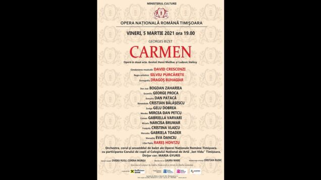 <span>FULL </span>Carmen Timisoara 2017