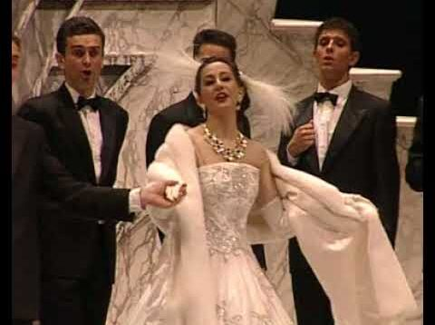 <span>FULL </span>Die lustige Witwe – La vedova allegra Reggio Emilia 2000 Calcterra Macciantelli Degasperi