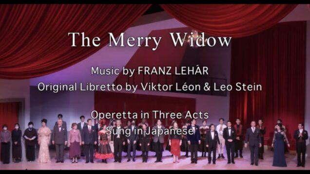 <span>FULL </span>Die lustige Witwe Tokyo 2020 Nikikai Opera