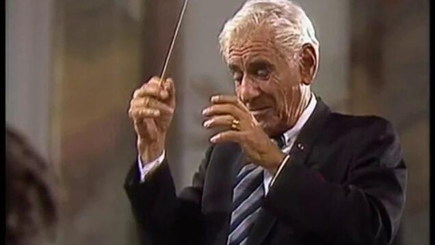 <span>FULL </span>Die Schöpfung (Haydn) Ottobeuren 1986 Bernstein Popp Moll Blegen Moser