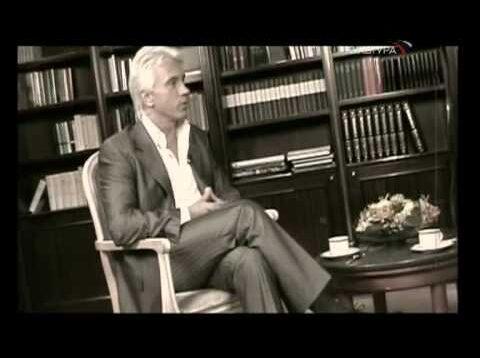 <span>FULL </span>Dmitri Hvorostovsky TV Interview Moscow 2010